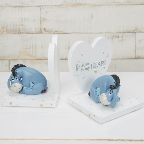 Disney Eeyore from Winnie The Pooh Bookends Nursery Decor Gift